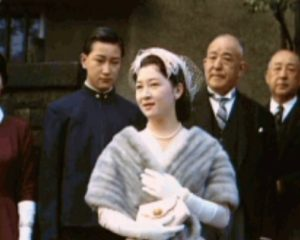 正田美智子\u201dとして、民間人としての最後のご両親への、お別れのご挨拶でした。